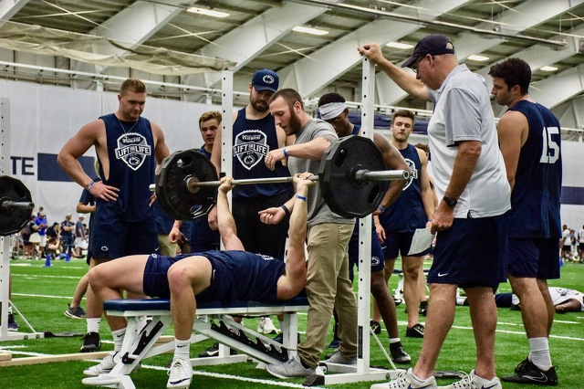 Penn State Football: Lift For Life 2020 Canceled